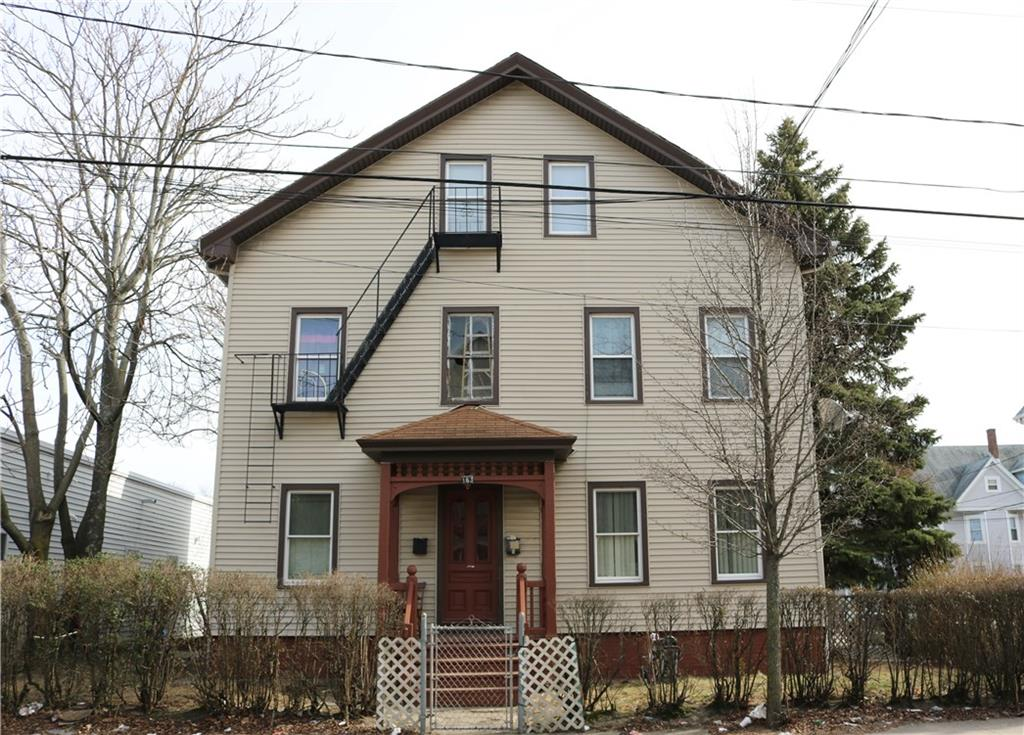 163 Cottage ST, Quality Hill, Pawtucket, RI 02860