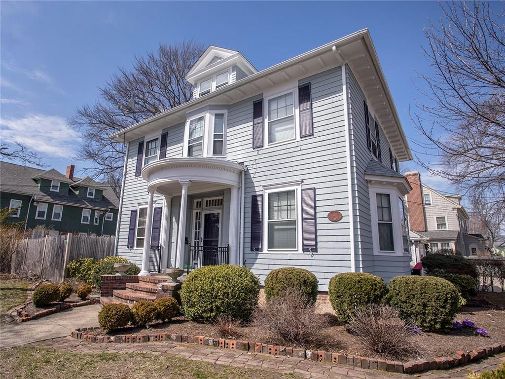 56 Armistice BLVD, Quality Hill, Pawtucket, RI 02860