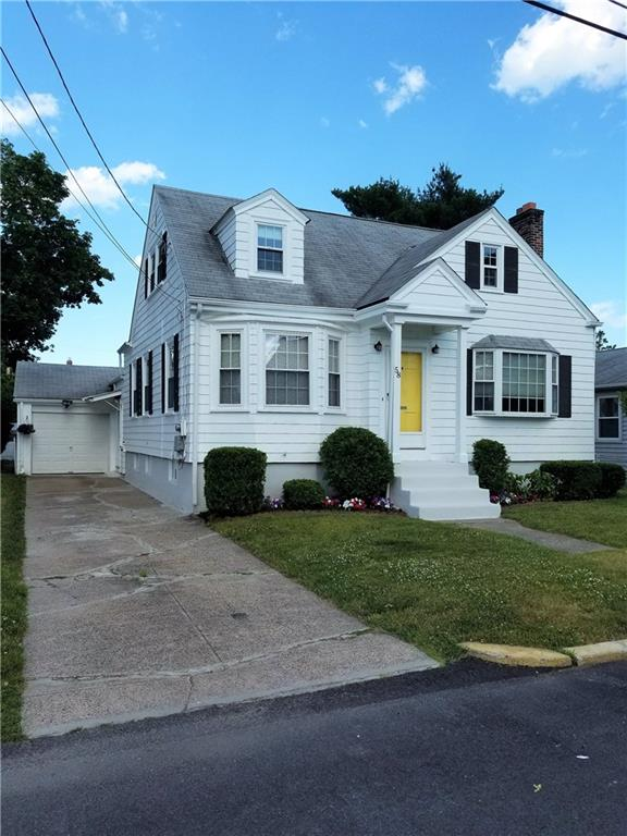 58 Rowe AV, Darlington, Pawtucket, RI 02861